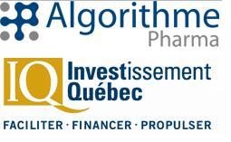 Investissement Québec va appuyer Algorithme Pharma