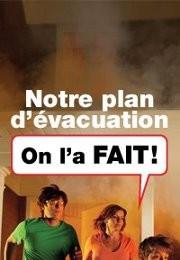 Semaine de la prévention des incendies: avez-vous fait votre plan?