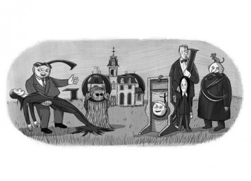Charles Addams: 100ème anniversaire de Charles Addams